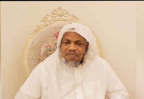 فضيلة الشيخ الدكتور  عبد الله البرناوي  إلى رحمة الله