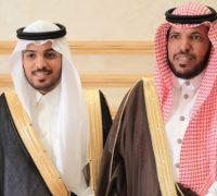 الملازم أول هاني المويسي يحتفل بزواجه بمحافظة جدة