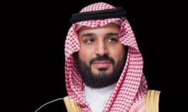 سمو ولي العهد يتلقى اتصالاً هاتفياً من رئيس المجلس السيادي في السودان