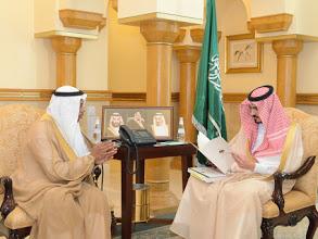 نائب أمير مكة المكرمة يطلع على الآلية الجديدة لاختيار مدراء مكاتب مؤسسات الطوافة