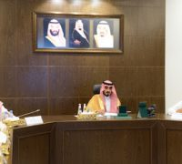 نائب أمير مكة المكرمة يترأس اجتماعا لبحث خطوات تسريع إطلاق التيار الكهربائي في مشروع واحة مكة