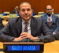 نائب المندوب الدائم للمملكة لدى الأمم المتحدةيشارك في اجتماع لمناقشة أداء بعثات حفظ السلام التابعة للأمم المتحدة