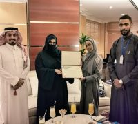الأميرة غادة تتسلم العضوية الشرفية للرابطة السعودية للتزلج والرياضات المغامرة