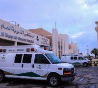 أشعة متطورة للحالات الحرجة والحوادث بمستشفى النعيرية