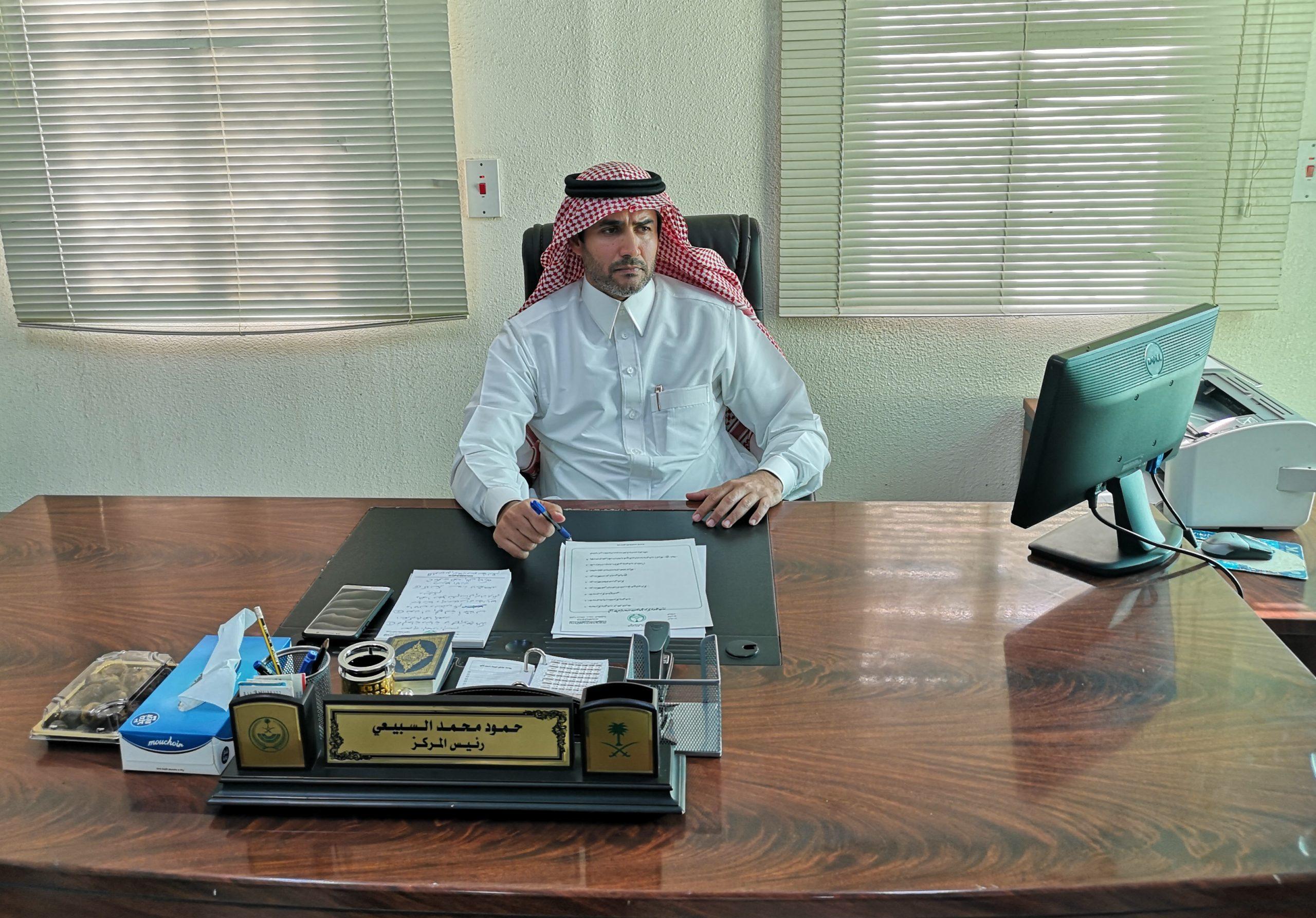 رئيس مركز وادي قديد : قرار منع التجوال له مصلحته الخاصة والعامة