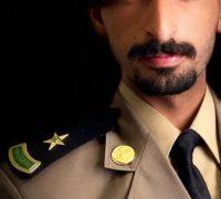 """تخرج """"فواز الجبرتي"""" من كلية الملك فهد الأمنية برتبة ملازم"""