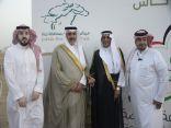 """الجواد """"شارلي بير """"للمالك خالد بن سعد القحطاني يفوز بكأس الهيئة العامة للرياضة"""