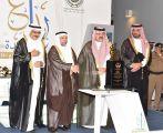 الأمير مشعل بن ماجد  يتوج الفائزين بجائزة جدة للإبداع
