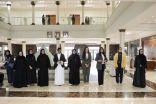وفد إعلامي عربي يزور المجلس الأعلى لشؤون الأسرة بالشارقة
