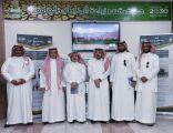 فرع وزارة البيئة والمياه والزراعة بمنطقة مكة المكرمة وكلية الارصاد والبيئة وزراعة المناطق الجافة  يبحثان سبل تعزيز التعاون