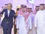 أمير مكة بالنيابة يتفقد مطار الملك عبدالعزيز الدولي الجديد