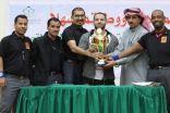 مركز مكة المكرمة يحصل على كأس المملكة للمصارعة الرومانية