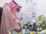 نائب امير مكة يطلق مبادرة تشجير في محافظة تربه