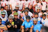 كرنفال بهيج لـ 130 دراجاً في تدشين جرسي درّاج الشرائع