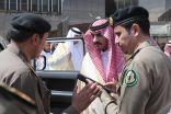 نائب أمير مكة يدشن جهاز بنان للبصمة في الطائف