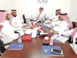 لجنة الاستثمار الرياضي بغرفة جدة تعقد اجتماعاً بخليص  وتلتقي بالمحافظ