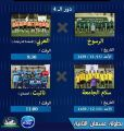 صعود العربي وناتبت العصلاني للمباراة النهائية في بطولة عسفان الثانية