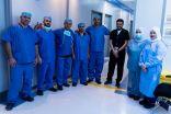 """""""تخصصي الطائف"""" يعلن نجاح أول عملية ضمن مراحل تشغيل وحدة القسطرة القلبية"""