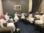 مركز السلام بخليص يشكل مجلس إدارة برئاسة نادر المولد