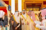 الأمير مشعل بن ماجد يفتتح ملتقى الشركات الناشئة
