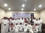 استقبال مشائخ وأهالي شرق خليص لأعضاء مجلس مشائخ محافظة خليص