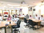 انطلاق دورات القدرات العامة للمعلمين والمشرفين بخليص