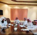 المجلس التنسيقي للعمل التطوعي بخليص يعقد اجتماعه الدوري