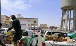 """مصادرة """"400"""" كجم خضروات وورقيات في نطاق بلدية الشوقية بمكة المكرمة"""