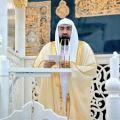 فضيلة الشيخ الدكتور بندر بليلة في خطبة الجمعة : من شريف حسن الظن بالله أنه ما أذاق العبد مرارة الكسر إلا ليذيقه حلاوة الجبر