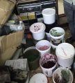إتلاف أكثر من نصف طن من منتجات التبغ مجهولة المصدر في نطاق بلدية العمرة بالعاصمة المقدسة