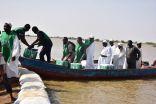مركز الملك سلمان للإغاثة يواصل توزيع السلال الغذائية للمتضررين من السيول في محلية كرري بولاية الخرطوم