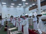 حملات رقابية على المساجد والجوامع في محافظة خليص