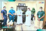"""""""السلمي"""" يطلق مبادرة إيصال الأدوية إلى منازل المرضى التابعين لمستشفى خليص العام"""