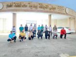 """""""هايكنج أضم الخضراء"""" يختتم فعالياته بمشاركة 20 رحالًا ومغامرًا"""