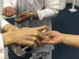 تفعيل اليوم العالمي لغسل الأيدي في مركز التأهيل بالأحساء