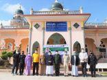 """""""الشؤون الإسلامية"""" تختتم برنامج خادم الحرمين لتفطير الصائمين في تايلاند"""