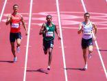 العداء مازن الياسمين إلى نصف نهائي سباق 400م بأولمبياد طوكيو 2020