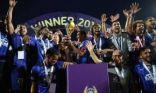 الهلال بطلاً لكأس السوبر للمرة الثانية في تاريخه بعد تغلبه على الاتحاد بهدفين