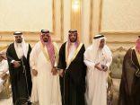 """الشاعر """"فارس بن فهد"""" يحتفل بزواجه بمحافظة جدة"""