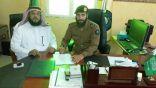 توقيع عقد شراكة بين دفاع مدني خليص ومركز جنوب خليص لتحفيظ القرآن الكريم