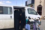 حملة  تقبض على 39 متسولا في حائل
