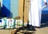 ضبط أدوات صيد مخالفة بجدة في إجازة عيد الأضحى المبارك