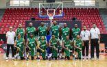 أخضر السلة يتجاوز سوريا ويعزز حظوظه بالتأهل لنهائيات البطولة الآسيوية