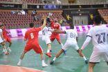 ختام اليوم الأول من البطولة الآسيوية للأندية الأبطال لكرة اليد