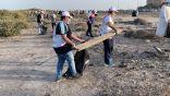 بلدية القطيف تنظم حملة بيئية بالشراكة مع مركز التنمية الاجتماعية