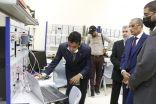 وزير التعليم العالي والبحث العلمي الجيبوتي يشيد بجهود المملكة في دعم التعليم التقني