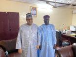 نائب رئيس النيجر يشيد بدور المملكة الإنساني