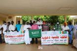 مسؤولون حكوميون في السنغال يشيدون بالجهود الطبية للمملكة