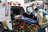 صحة جدة تنفذ فرضية حريق في مستشفى شرق جدة