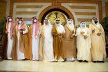 سمو الأمير خالد الفيصل يشهد حفل إمارة منطقة مكة المكرمة باليوم الوطني